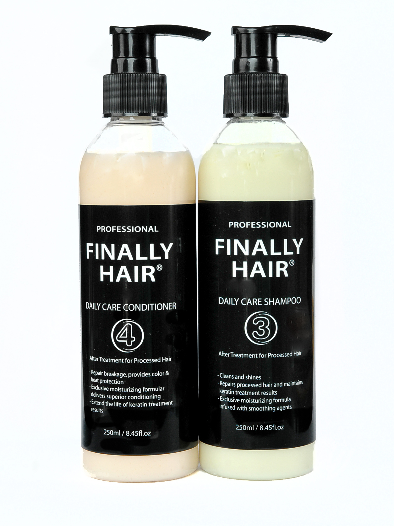 Sulfate Free Shampoo Conditioner For Permedstraightened Hair