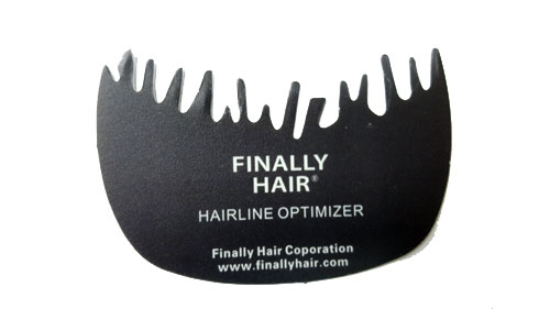 Finally Hair Hairline Optimizer