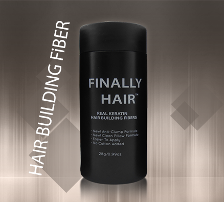 Hair Loss Concealer - Hair Fiber - Applicator Bottle 28gr .99oz.