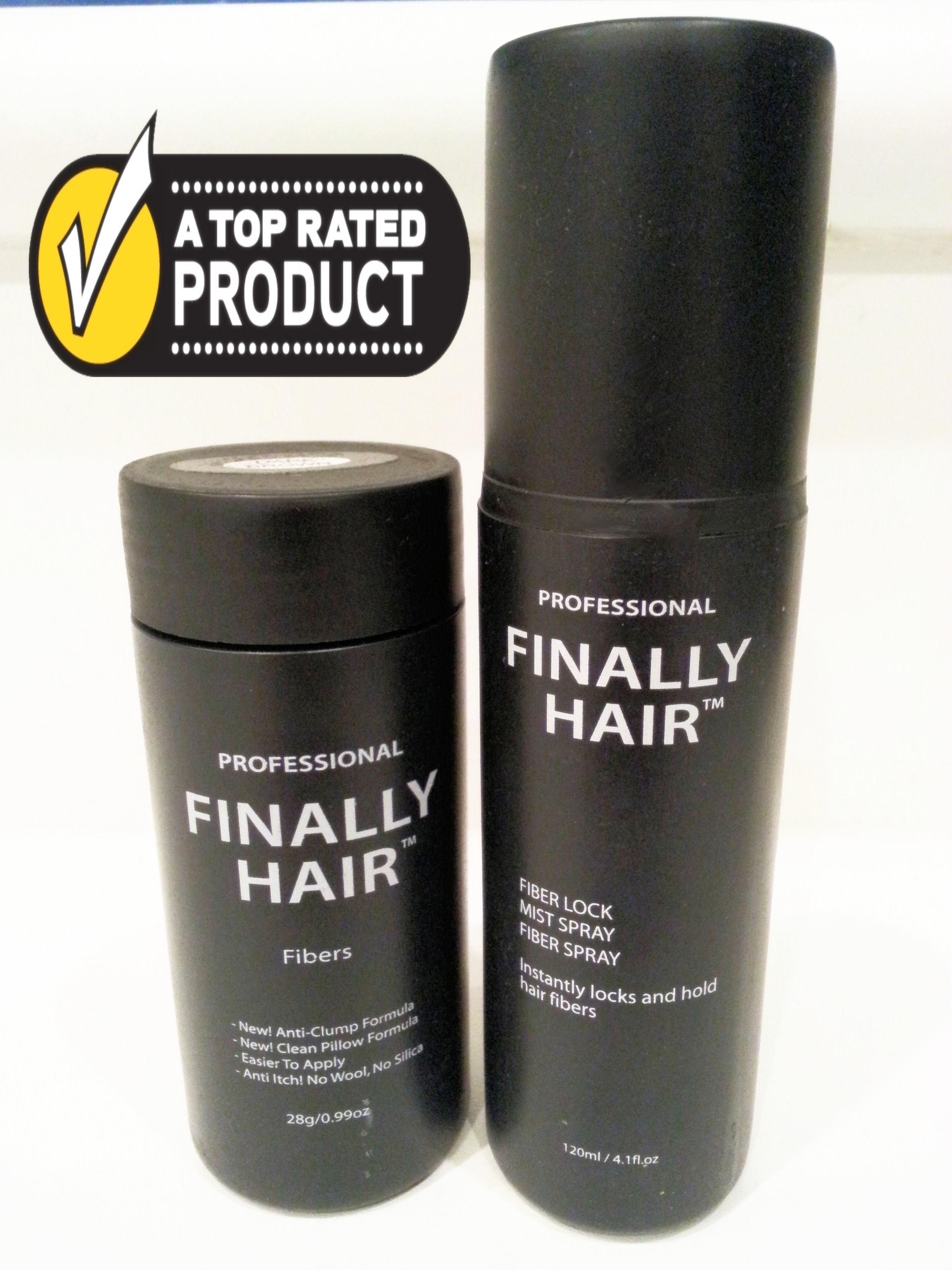Free Sample - Hair Fiber - Applicator Bottle 10gr .35oz [Hair ...
